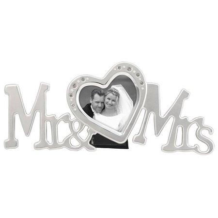 Malden Mr. & Mrs. Script Frame
