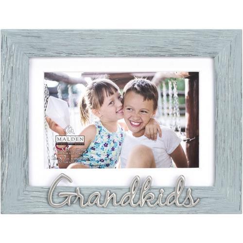 Malden 4\'\' x 6\'\' Aqua Grandkids Photo Frame | Bealls Florida