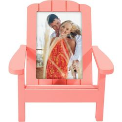Malden 4'' x 6'' Coral Adirondack Photo Frame
