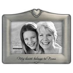 Malden My Heart Belongs To Nana Frame