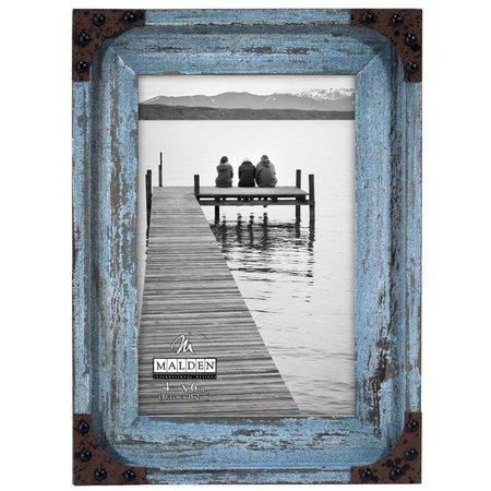 Malden 4'' x 6'' Williamsburg Wood Photo Frame