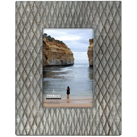 Malden 4'' x 6'' Raised Diamond Photo Frame