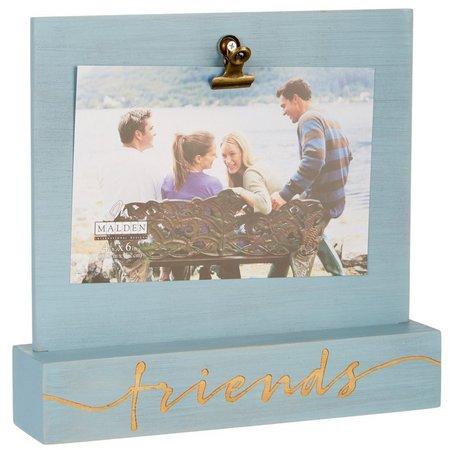 Malden 4'' x 6'' Friends Clip Photo Holder