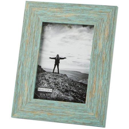 Malden 5'' x 7'' Wide Textured Photo Frame