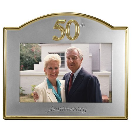 Malden 4'' x 6'' 50th Anniversary Frame