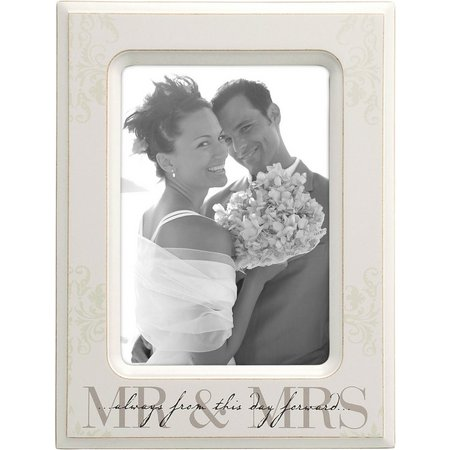 Malden 5'' x 7'' Mr. & Mrs. Photo