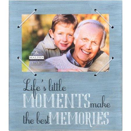 Malden 4'' x 6'' Moments Photo Frame