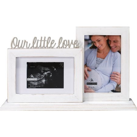 Malden 2 Opening Our Little Love Photo Frame