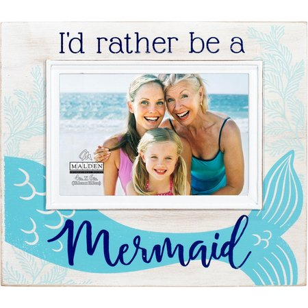 Malden 4'' x 6'' Be A Mermaid Photo