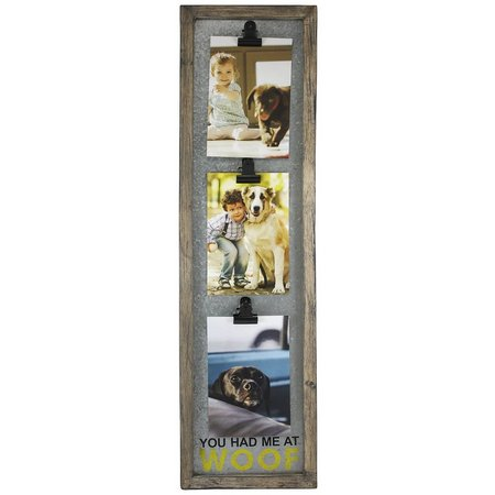 Fetco Had Me At Woof Photo Frame