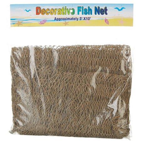 JD Yeatts 5' x 10' Decorative Fish Net
