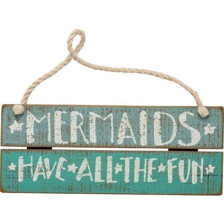 Primitives By Kathy Mermaids All The Fun Slat