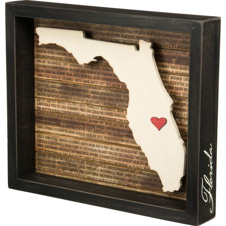 Primitives By Kathy Florida Box Sign