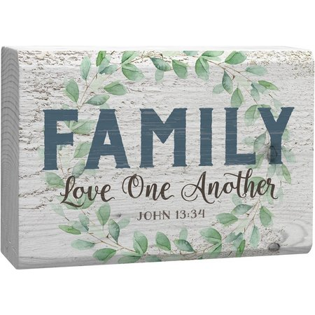 P. Graham Dunn Family Love One Another Box
