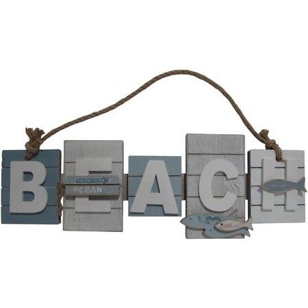 Fancy That High Tide Beach Plaque