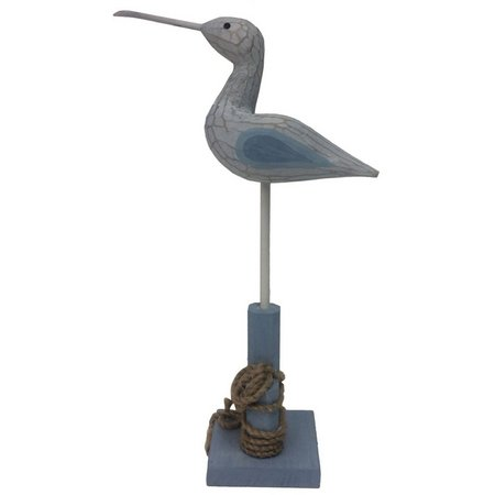 Fancy That High Tide Shorebird Figurine