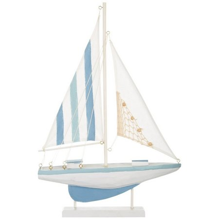Fancy That High Tide Sailboat Figurine