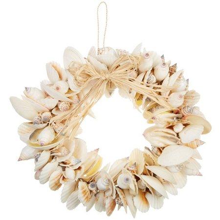 Fancy That High Tide 12'' Shell Wreath