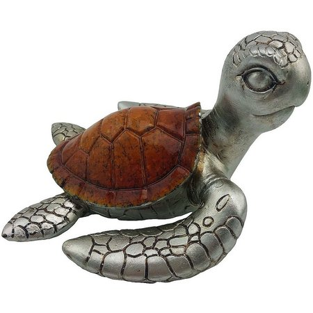 Fancy That Sea Life Whimsical Turtle Figurine