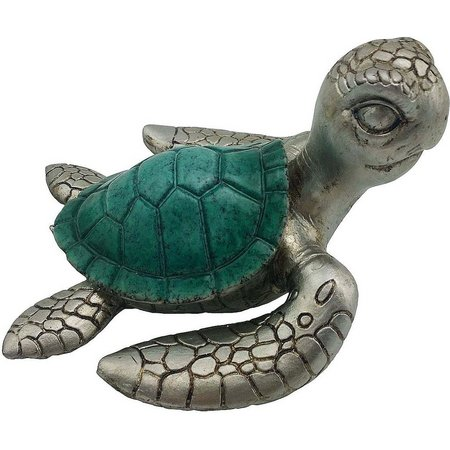 Fancy That Sea Life Small Whimsy Turtle Figure