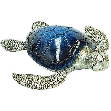 Fancy That Sea Life Large Blue Sea Turtle