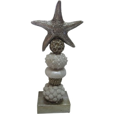 Fancy That Oyster Bay Star & Urchin Figurine