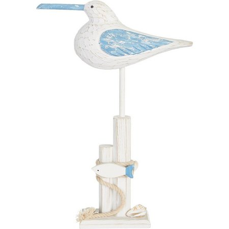 Fancy That Seafoam Mist Standing Seabird Figurine