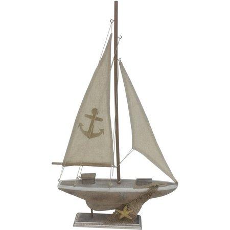 Fancy That Large Boat Figurine