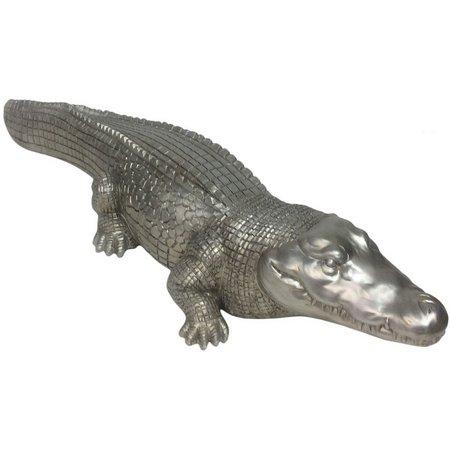 Fancy That Large Alligator Figurine