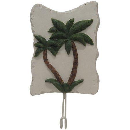 Fancy That Resin Palm Tree Wall Hook