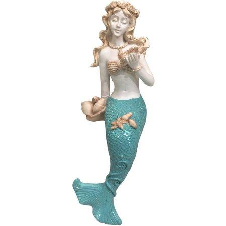 Fancy That Seafoam Mist Mermaid Shelf Sitter Figurine
