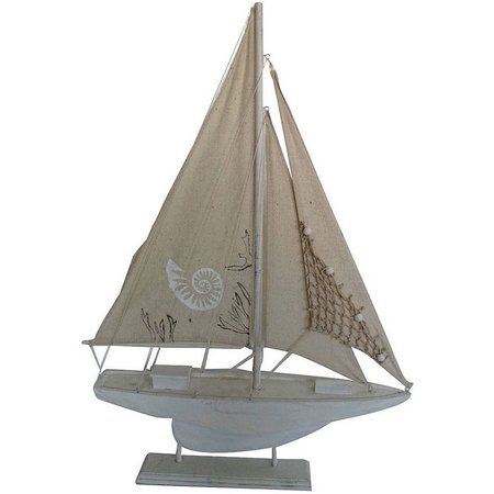 Fancy That Oyster Bay Sailboat Figurine