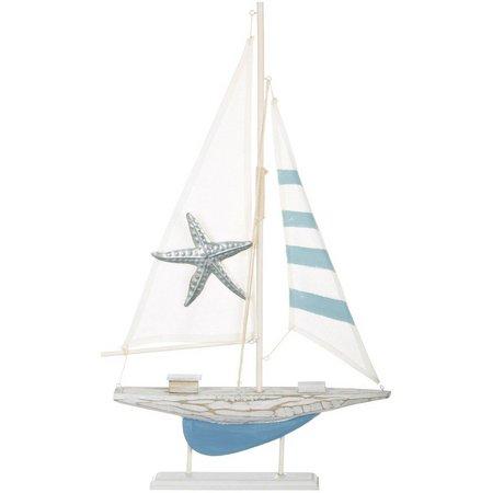 Fancy That Oceania Starfish Boat Figurine