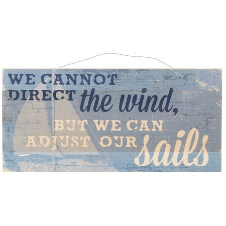 Artistic Reflections Direct The Wind Plank Wall Art