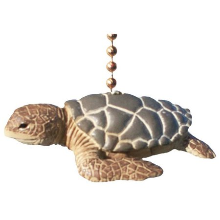 Clementine Design Sea Turtle Fan Pull