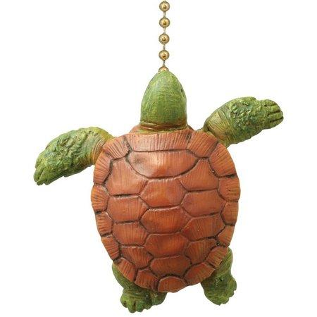 Clementine Design Turtle Fan Pull