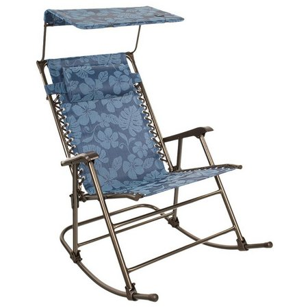 Bliss Hammocks Folding Deluxe Rocking Chair