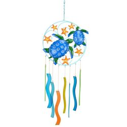 Songbird Essentials Turtle And Star Wind Chime