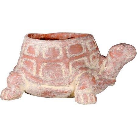 Home Essentials Terracotta Turtle Planter