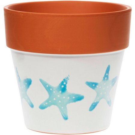 Home Essentials Starfish Rim Planter