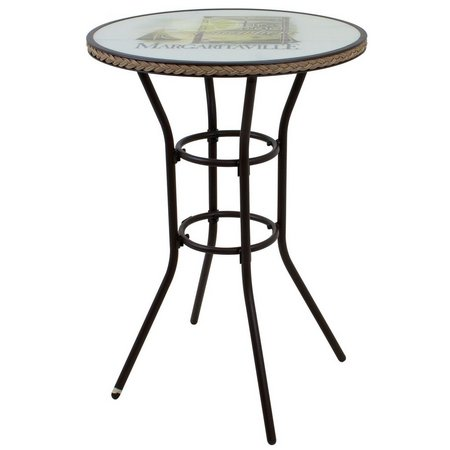 Margaritaville High Dining Bistro Table