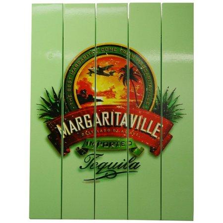 Margaritaville Tequila Wall Art