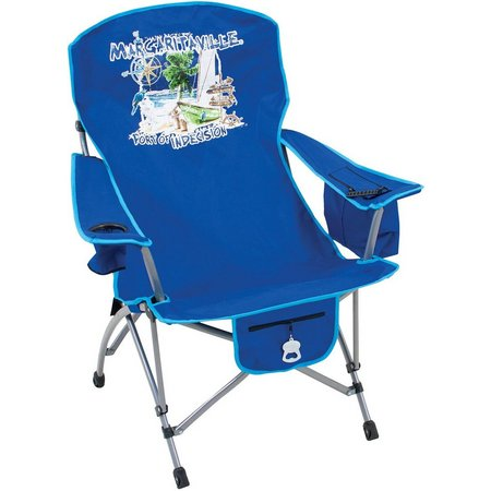Margaritaville Port of Indecision Quad Chair