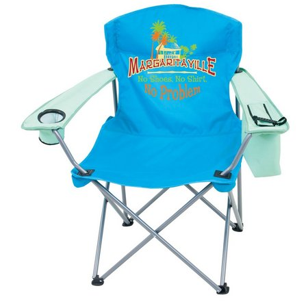 Margaritaville No Problem Folding Quad Chair