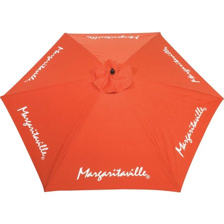 Margaritaville 9' Terracotta Market Umbrella