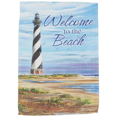 Carson Home Accents Welcome To The Beach Garden
