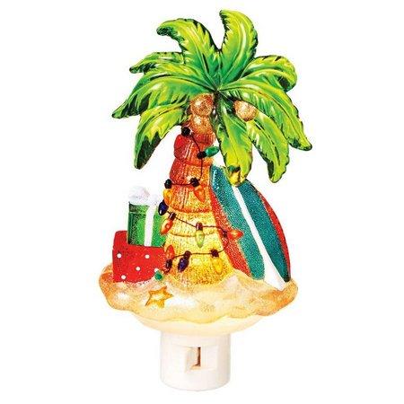 Midwest Holiday Palm Tree Nightlight