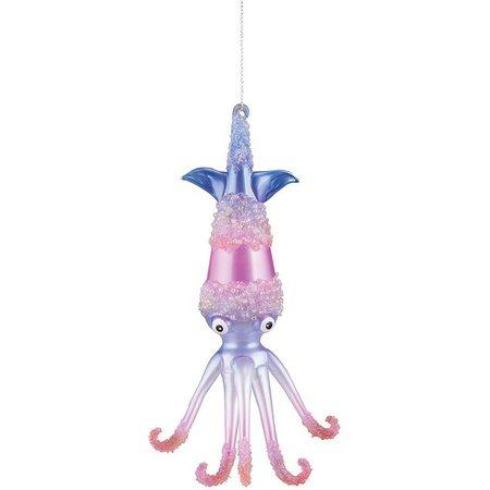 Gallerie II Squid Ornament