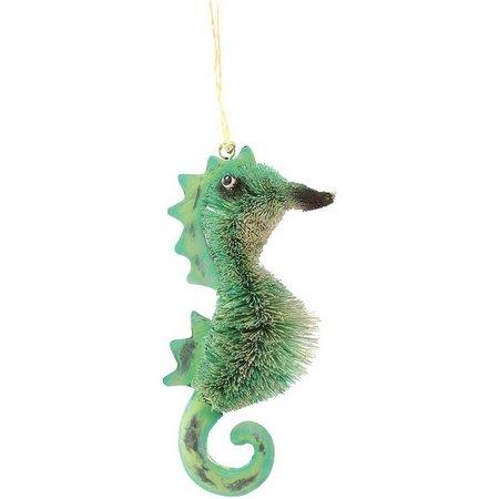 Gallerie II Seafoam Seahorse Ornament