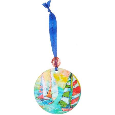 Leoma Lovegrove Making Waves Ornament